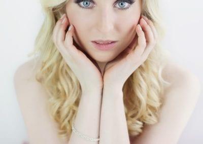 Fotoshooting, Beauty Portrait I Heidi Debbah Maskenbildnerin und Visagistin