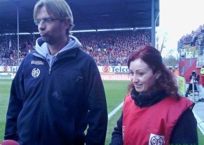 Jürgen Klopp | Heidi Debbah Visagistin und Maskenbildnerin