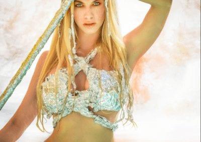 Beauty Shooting, Wassernixe / Heidi Debbah Visagistin & Maskenbildnerin