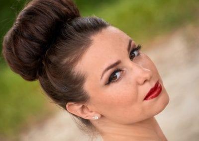 Beauty Makeup und Hairstyling / Heidi Debbah Visagistin und Hairstylistin
